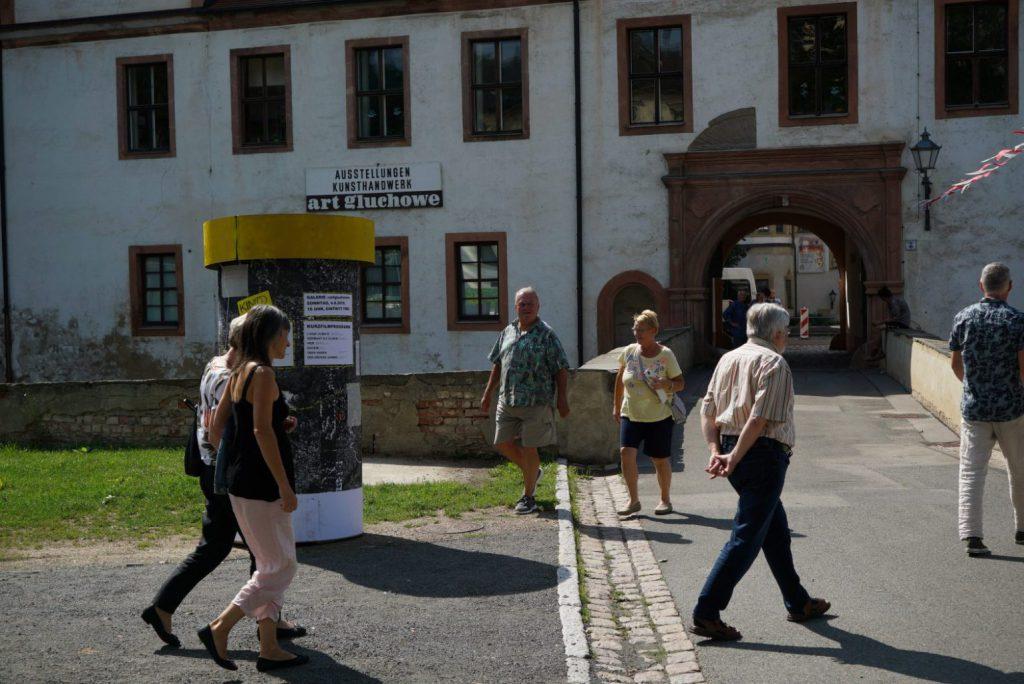 Kino in Bewegung in Glauchau